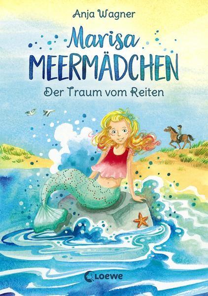 Marisa Meermädchen 1 - Der Traum vom Reiten - Anja Wagner