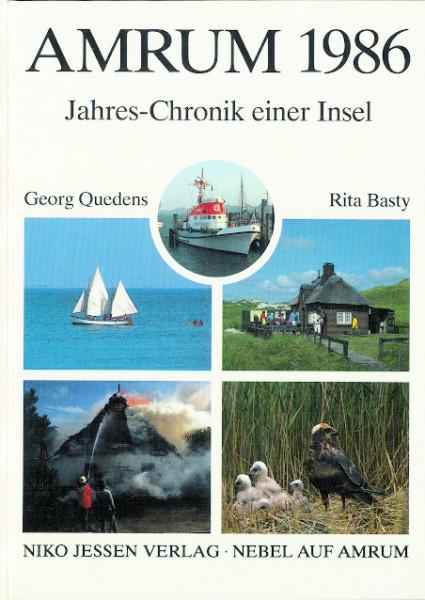Amrum 1986 – Jahres-Chronik einer Insel