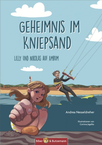 Geheimnis im Kniepsand - Lilly und Nikolas auf Amrum