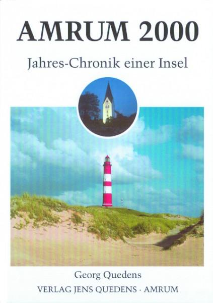 Amrum 2000 – Jahres-Chronik einer Insel