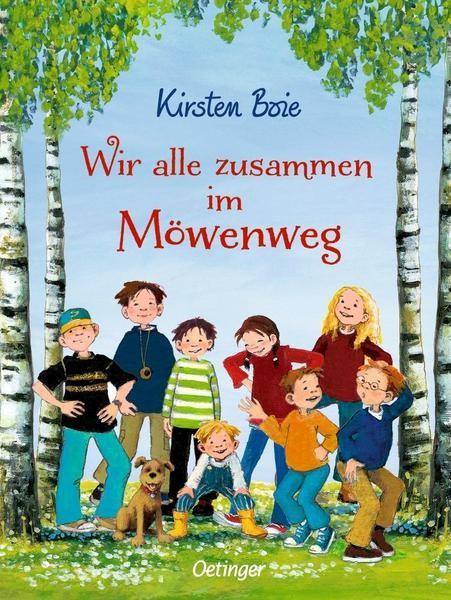 Wir alle zusammen im Möwenweg - Kirsten Boie
