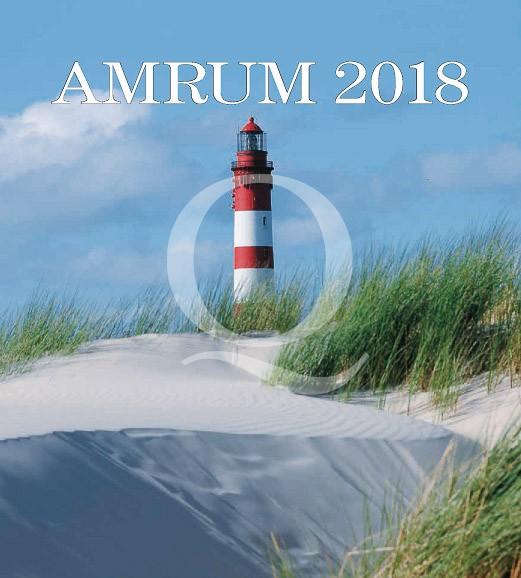 Postkartenkalender Amrum 2018