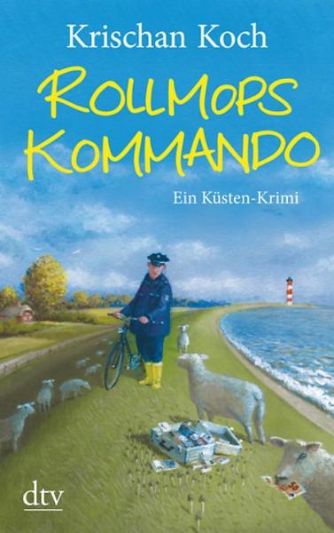 Rollmopskommando - ein Küsten-Krimi