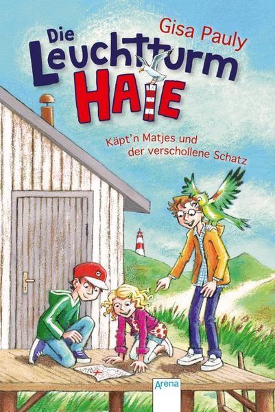 Die Leuchtturm-HAIE 4 - Käpt'n Matjes und der verschollene Schatz - Gisa Pauly