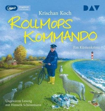 Rollmopskommando- Ein Küsten-Krimi (MP3-CD)