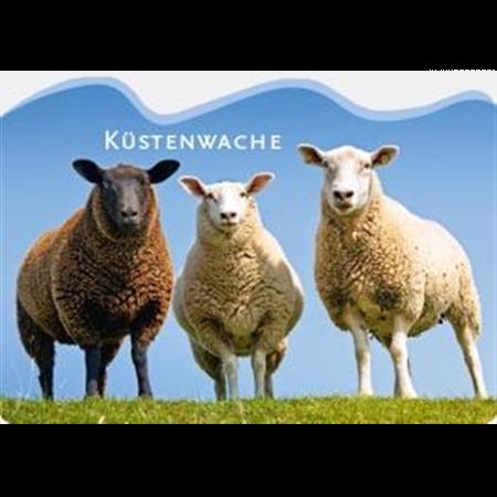 """Kühlschrankmagnet """"Küstenwache"""""""