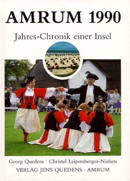 Amrum 1990 – Jahres-Chronik einer Insel