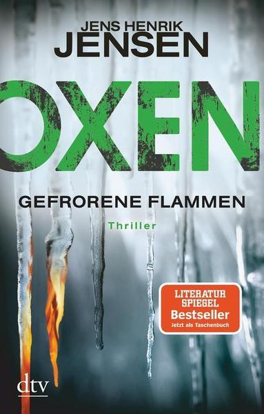 Oxen 3: Gefrorene Flammen - Jens Henrik Jensen