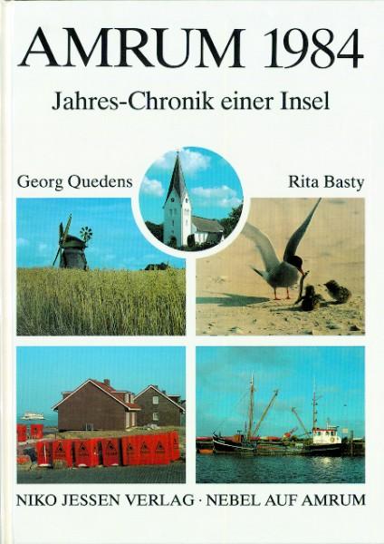 Amrum 1984 – Jahres-Chronik einer Insel