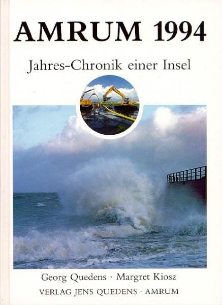 Amrum 1994 – Jahres-Chronik einer Insel