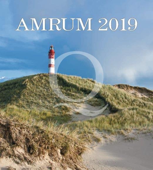 Postkartenkalender Amrum 2019