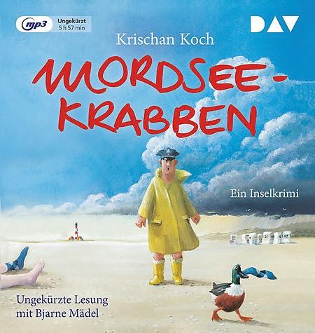 Mordseekrabben - Ein Amrum-Krimi (MP3-CD)