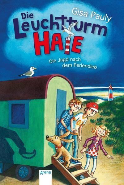 Die Leuchtturm-HAIE 2 - Die Jagd nach dem Perlendieb - Gisa Pauly