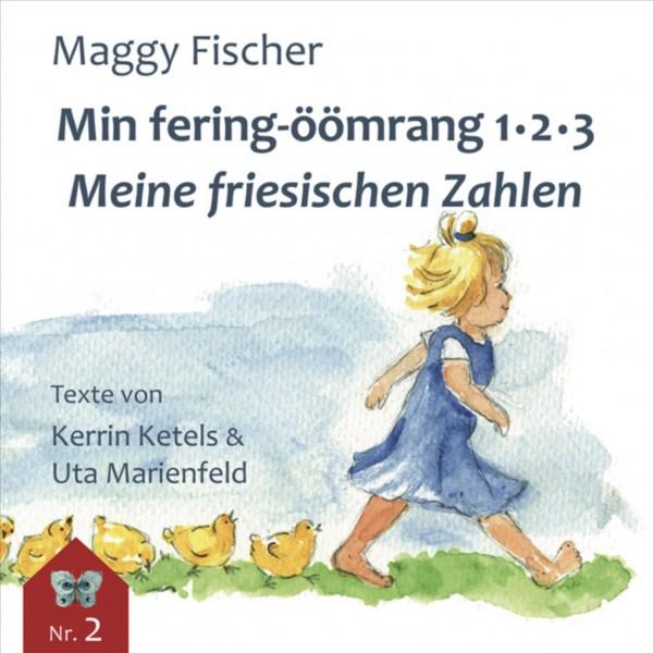 Min fering-öömrang 1-2-3 / Meine friesischen Zahlen