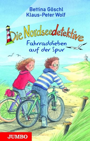 Die Nordseedetektive 4 - Fahrraddieben auf der Spur von Klaus-Peter Wolf & Bettina Göschl