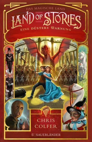 Land of Stories: Das magische Land 3 - Eine düstere Warnung - Chris Colfer