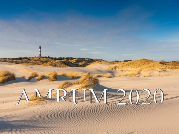 Amrum-Kalender 2020