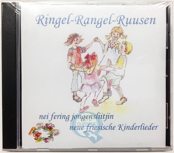 Ringel-Rangel-Ruusen (Audio-CD)