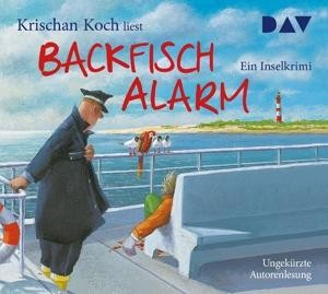 Backfischalarm- Ein Amrum-Krimi (HÖRBUCH)