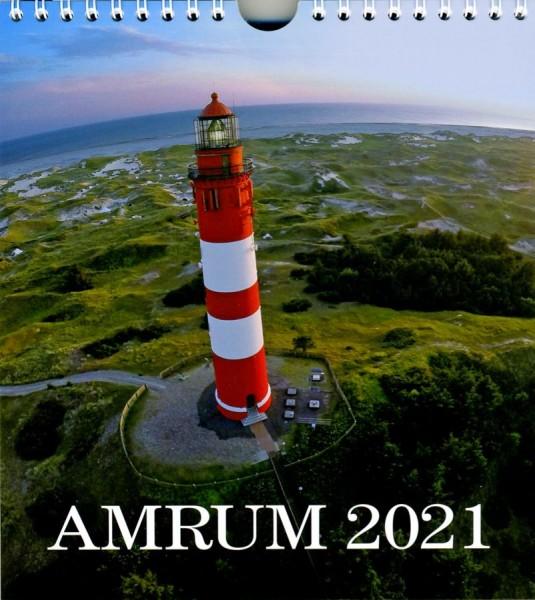 Postkartenkalender Amrum 2021