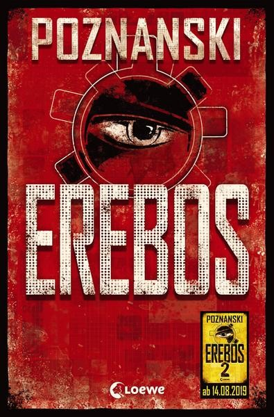 Erebos (Limited Edition) - Ursula Poznanski