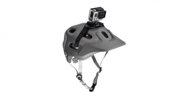 GoPro - vented Helmet Strap / Gurthalterung für belüftete Helme